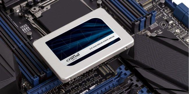 Crucial MX300 : le SSD de 525 Go en réduction