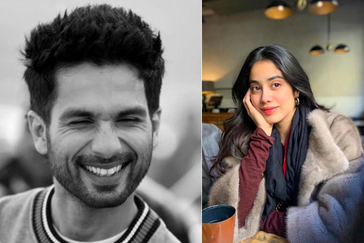 <p>Even though Shahid Kapoor is much older to Janhvi Kapoor, it would be interesting to see them paired opposite one another. Janhvi has made her debut with Shahid's step-brother Ishaan Khattar in Dhadak (2018). Last year Shahid's chemistry with Shraddha Kapoor and Yami Gautam in Batti Gul Meter Chalu was received well and soon he will be seen with Kiara Advani in Kabir Singh (remake of Arjun Reddy) </p>