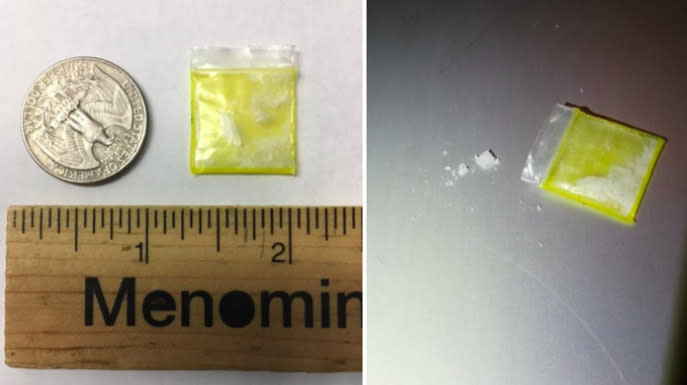 Meth Found In Child's Halloween Candy Prompts Warning From Wisconsin Police
