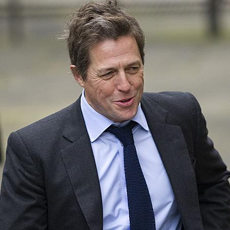 Hugh Grant: I don't believe in trust funds