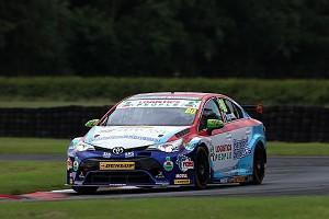 Speedworks Motorsport driver Tom Ingram emerged as the man to beat in two-tightly fought free practice session at Croft for the British Touring Car Championship