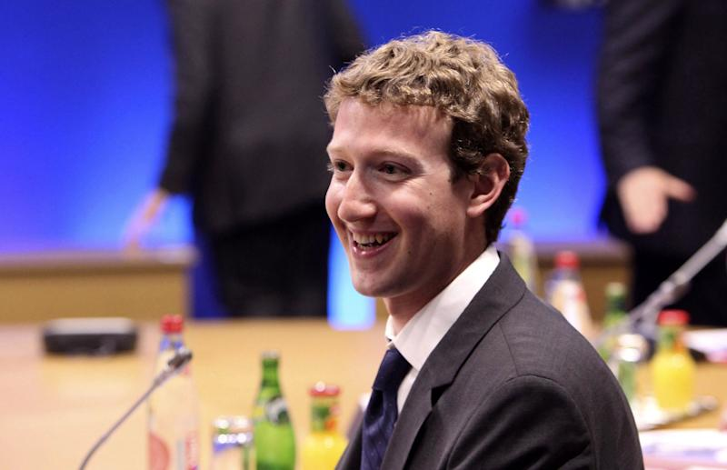 Facebook boss Mark Zuckerberg was questioned by politicians earlier this month (Picture: PA)