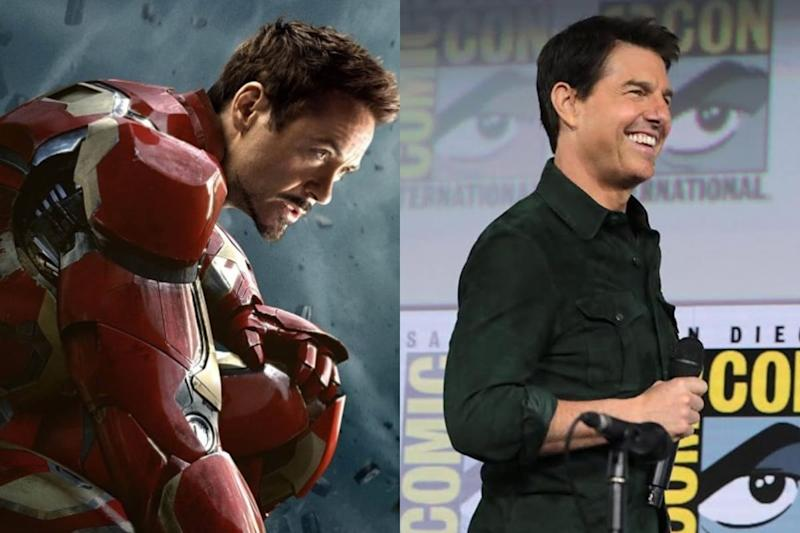 Tom Cruise Could Be Alternate Universe Iron Man in Doctor Strange 2 And Fans Have Best Reactions