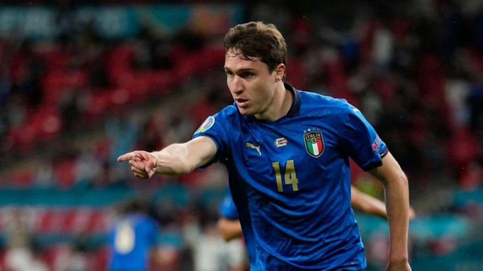 Federico Chiesa | FRANK AUGSTEIN/Getty Images
