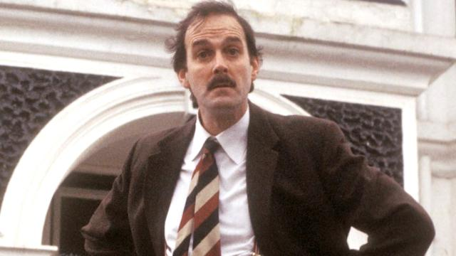 """John Cleese, who plays Basil Fawlty, has said the move is """"stupid"""""""