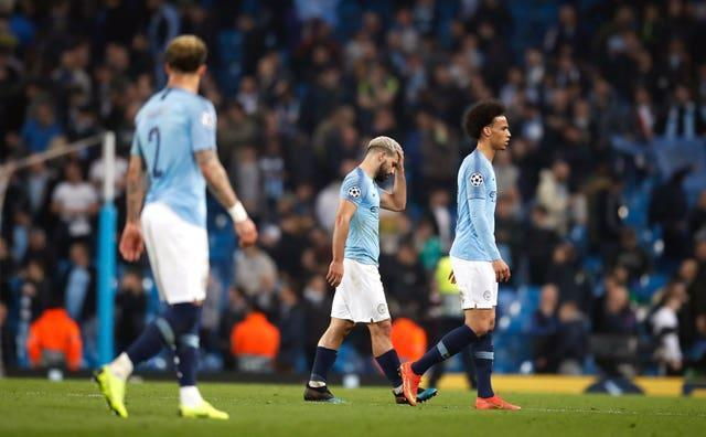 Manchester City have fallen short in the Champions League in recent seasons