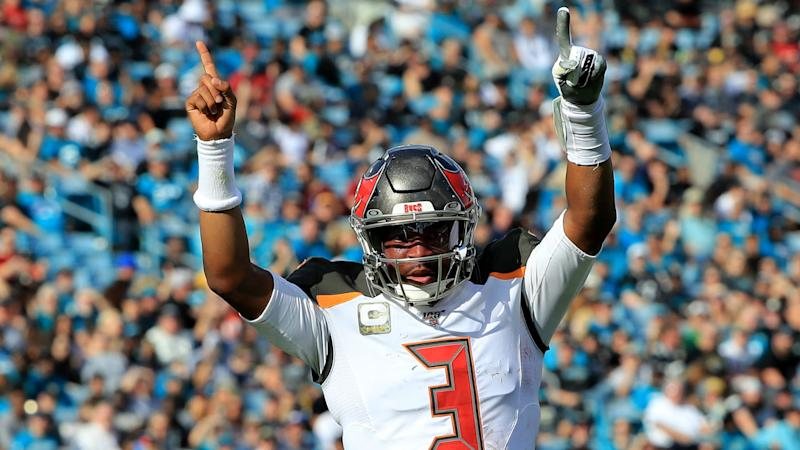Kudos to me – Jameis Winston on being replaced by Tom Brady as Buccaneers QB
