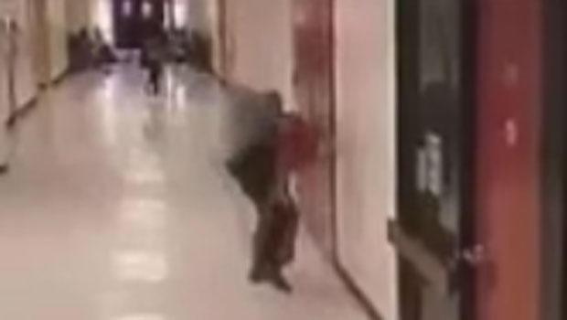 Deputy fired after slamming student to ground twice