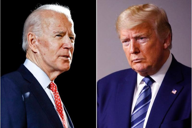 'Just Go Out and Fight it': Trump's Suggestion to Biden Over Sexual Assault Allegation