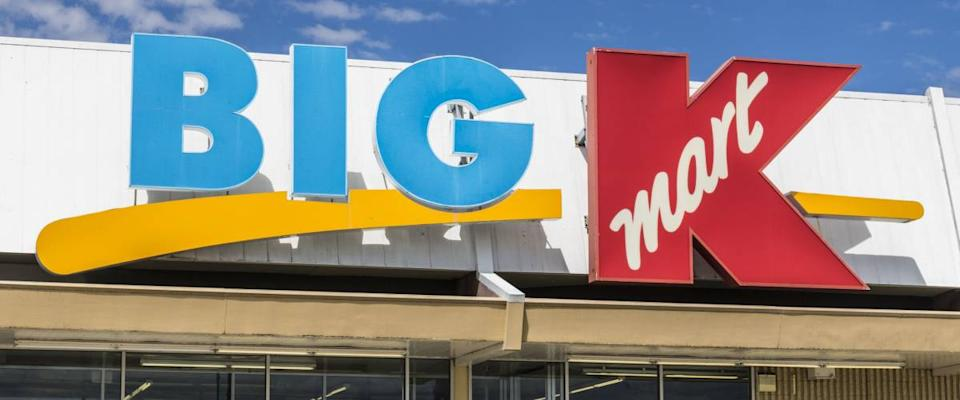 Indianapolis - Circa June 2017: Kmart Big K Retail Location. Many Kmart and Sears stores are closing in an effort to bring the company back to profitability III