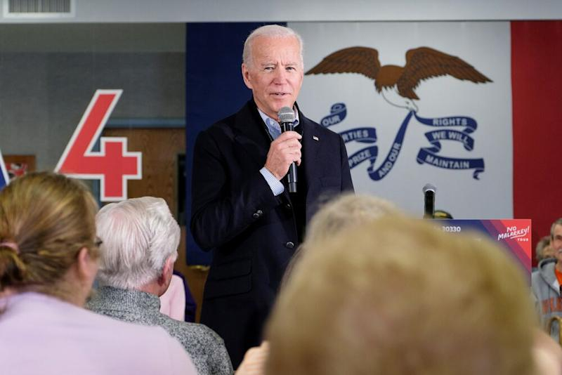 Joe Biden | Preston Ehrler/SOPA Images/LightRocket via Getty