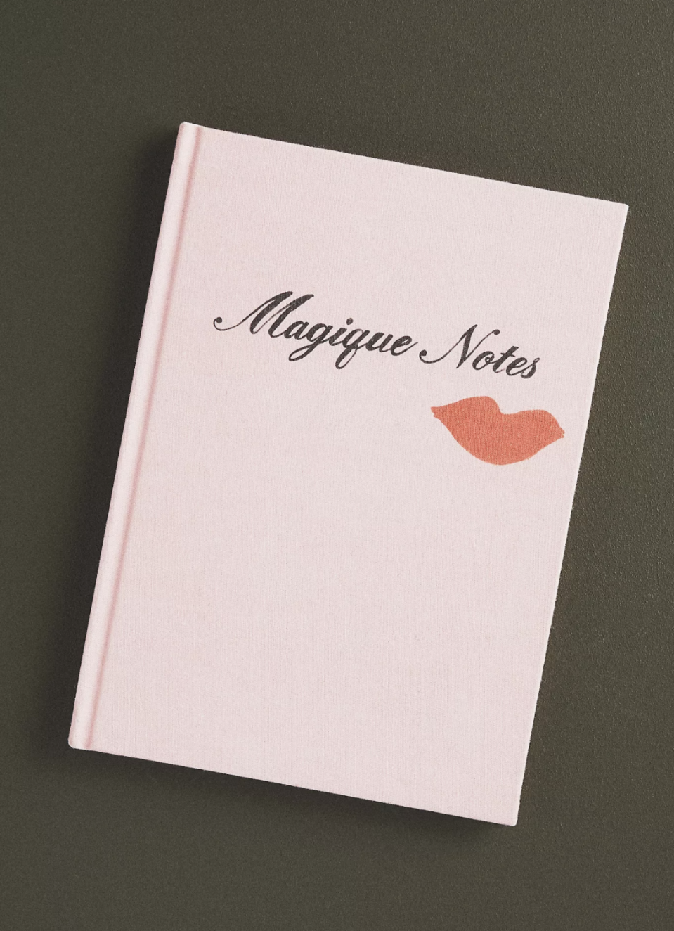 Hotel Magique for Anthropologie Cahier Journal. Image via Anthropologie.