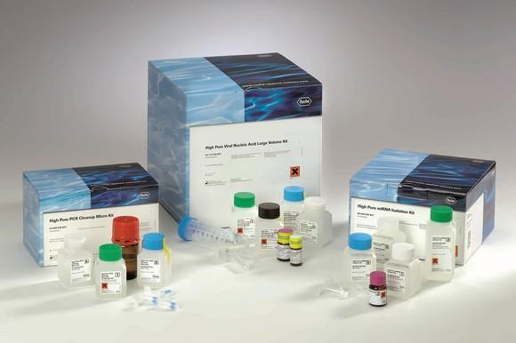 A selection of Roche products.