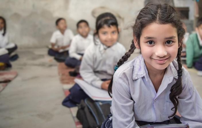One of the most well-known schemes introduced by the government for empowering the girl child is the Beti Bachao Beti Padhao Yojana . (Representational image)