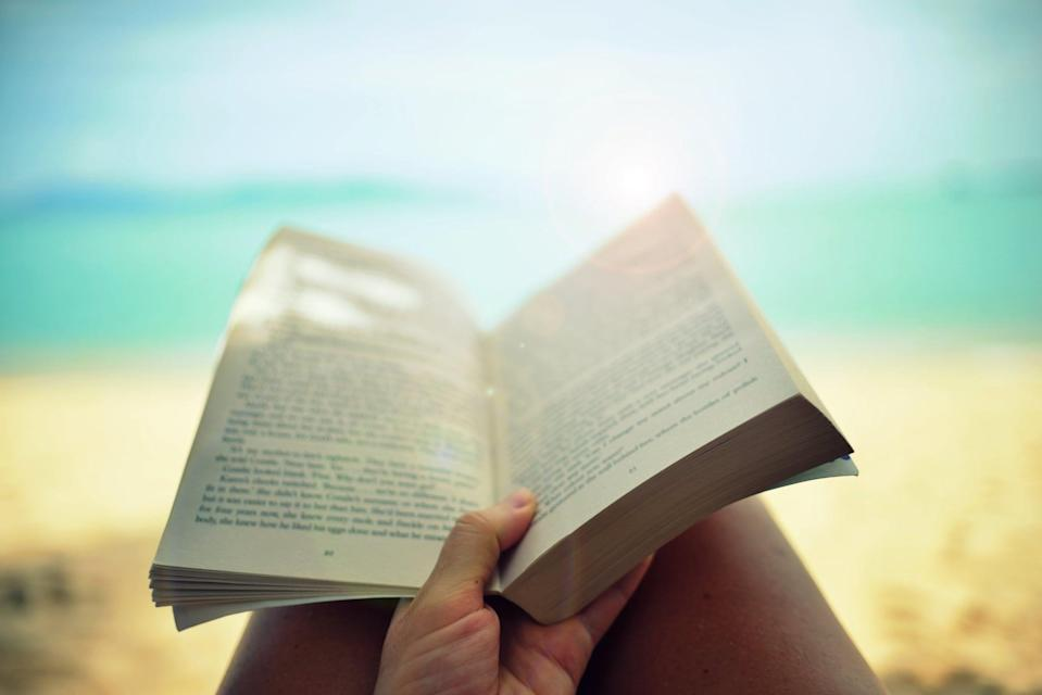 <p>Spend a lazy day diving into another world.</p>