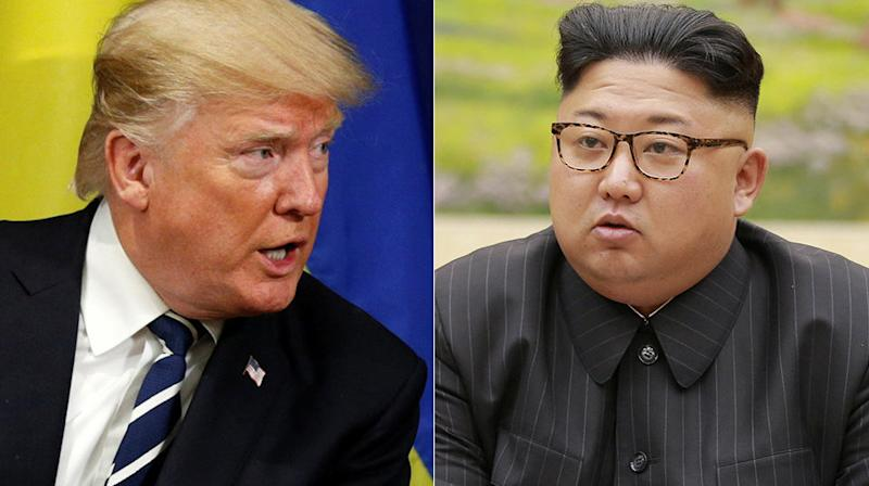 'Dotard' vs. 'Rocketman': The Nuclear Standoff That Rattled 2017