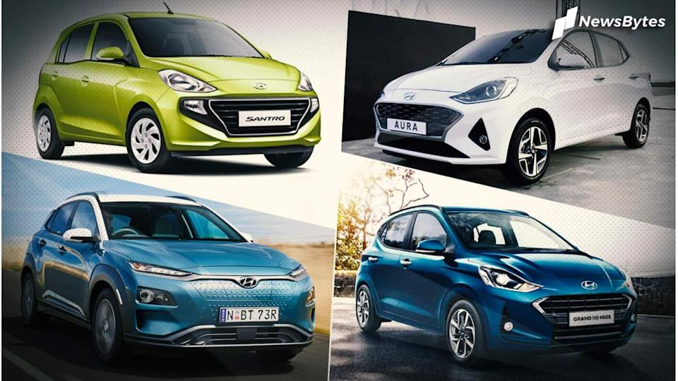 Hyundai is offering massive discounts on its cars this January