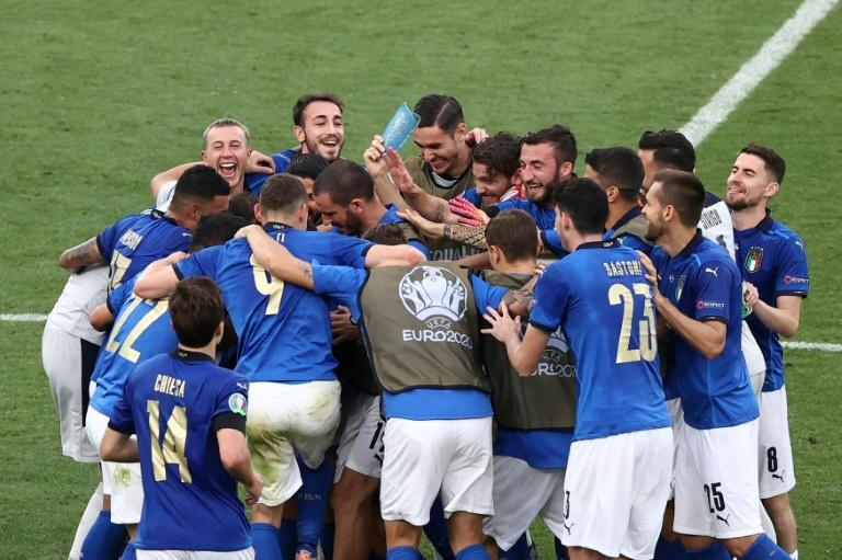 Italy are unbeaten in 30 consecutive games.