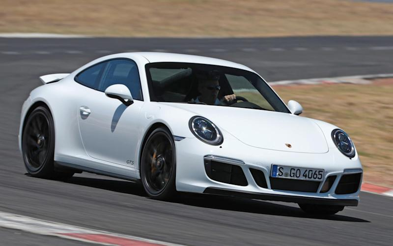 The 911 GTS is available with two- or four-wheel drive - in this test we've tried the latter - www.r-photography.info