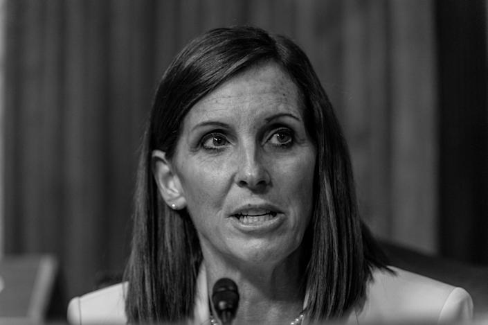 Arizona Sen. Martha McSally. (Photo: Mary F. Calvert)