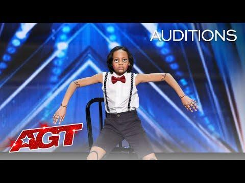 "<p>It was a no-brainer sending Noah through to the live shows. The young dancer showed an incredible amount of flexibility and ingenuity with his puppet-themed dance in the audition round. Based on the stunned reactions from the judging panel, it's safe to say they're ready to see more. </p><p><a href=""https://www.youtube.com/watch?v=4lmEdjRK1hM"" rel=""nofollow noopener"" target=""_blank"" data-ylk=""slk:See the original post on Youtube"" class=""link rapid-noclick-resp"">See the original post on Youtube</a></p>"