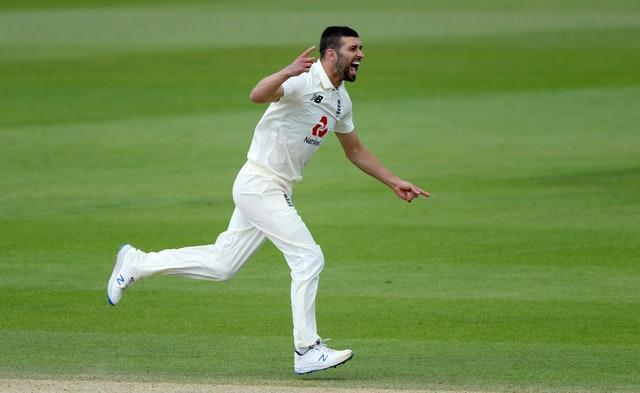Mark Wood is not yet ready to throw the towel in on his Test hopes just yet (Mike Hewitt/NMC Pool/PA)