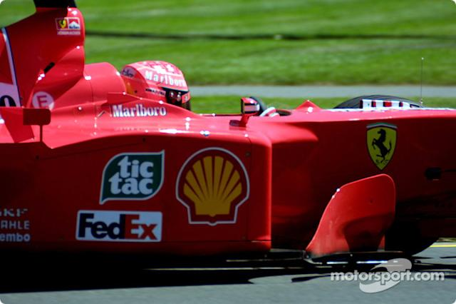 "Michael Schumacher <span class=""copyright"">Brousseau Photo</span>"