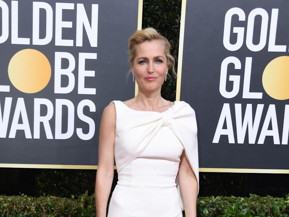 Gillian Anderson will play Margaret Thatcher in the new season of 'The Crown'AFP via Getty Images