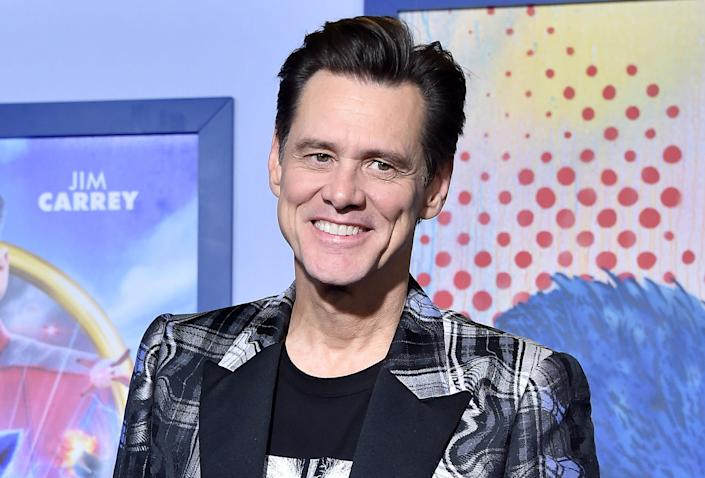 """Jim Carrey will bring """"energy and strength"""" to the part of Joe Biden, """"Saturday Night Live"""" showrunner Lorne Michaels said. (Photo: Axelle/Bauer-Griffin via Getty Images)"""