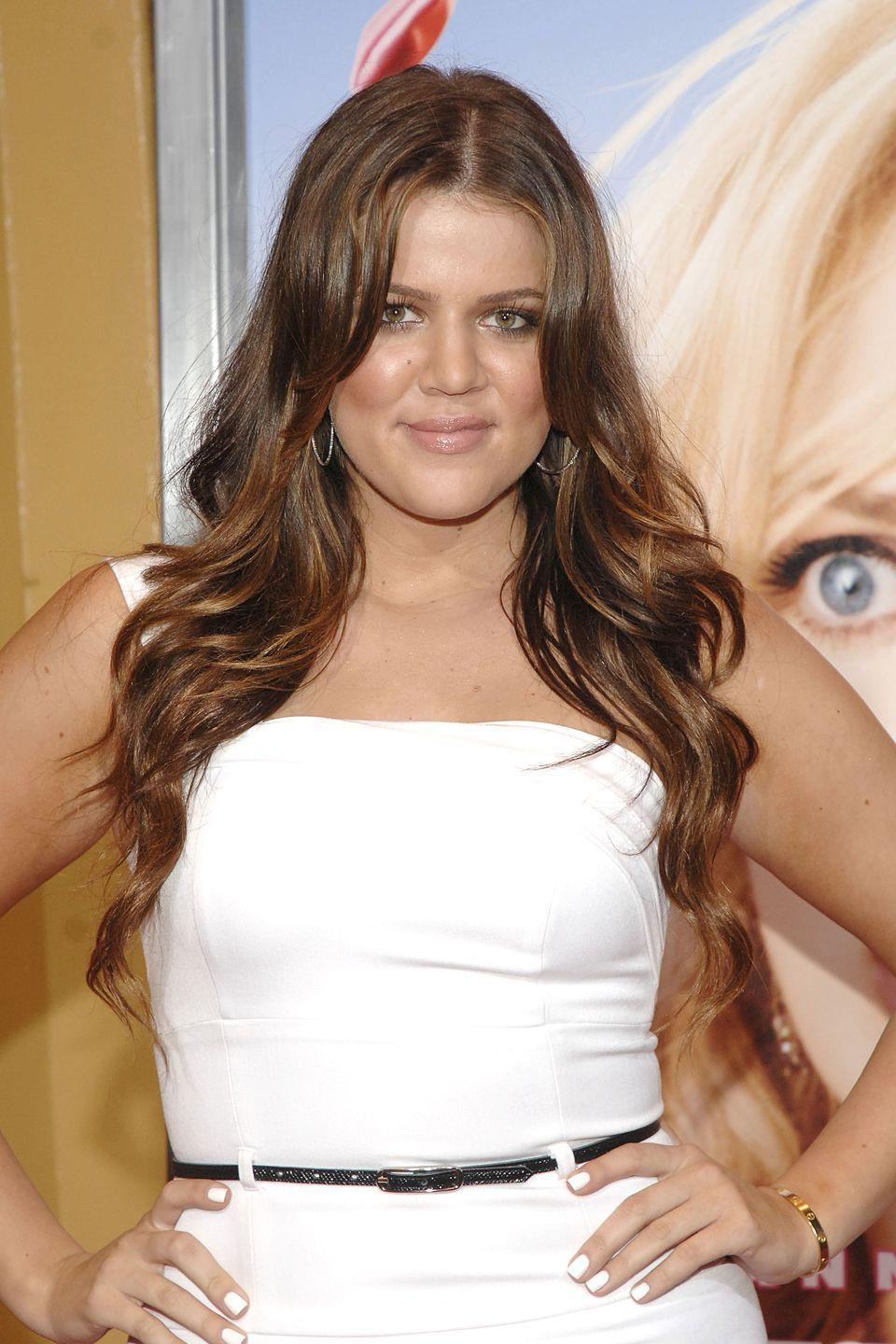 <p>Khloe Kardashian always had a different look than her older sisters and dealt with a lot of unfair body shaming throughout her career. In the early 2000s, she hadn't quite made a name for herself the same way her sisters did. </p>