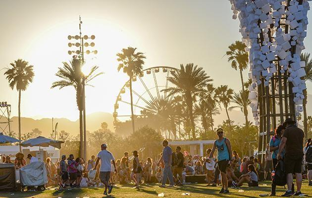 Coachella's Music and Arts Festival is an annual music and arts festival held in California each year. Source: AP