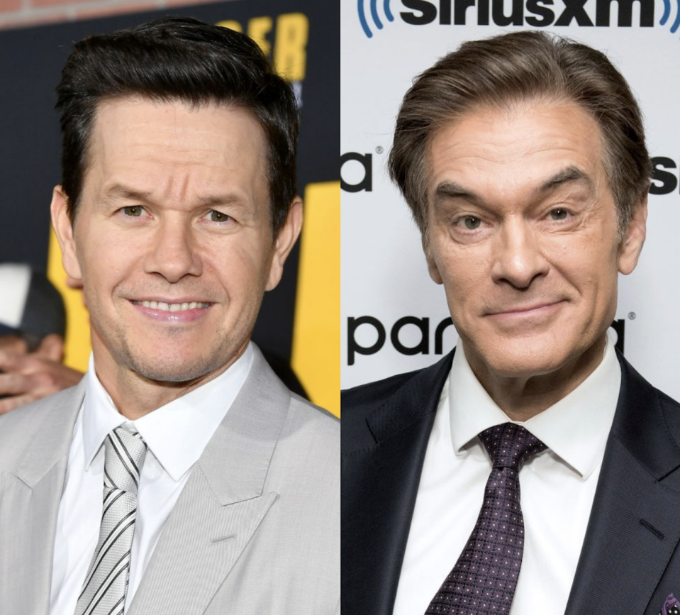 Mark Wahlberg Says He And Dr Oz Settled Fitness Feud With A Workout
