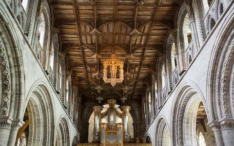 St David's Cathedral - Credit: ASHLEY COOPER