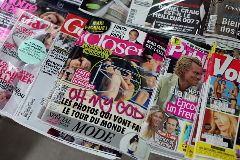 French celebrity magazine Closer is appealing the hefty fines it was charged for having published topless pictures of Prince William's wife Kate Middleton in 2012