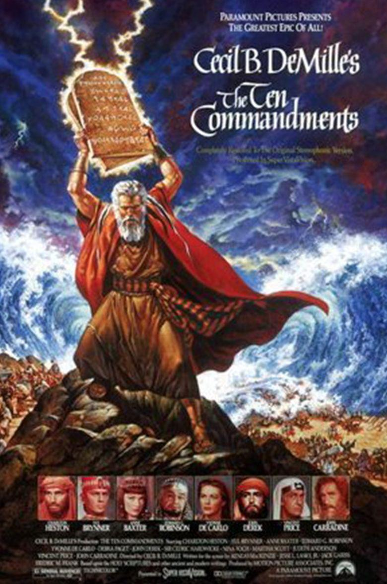 """<p>This classic is a must-watch come Easter time, though it's a long one — the entire movie lats about three hours! Nevertheless, it's a captivating film about Moses and the Ten Commandments.</p><p><a class=""""link rapid-noclick-resp"""" href=""""https://www.amazon.com/Ten-Commandments-Charlton-Heston/dp/B000J0XJC2?tag=syn-yahoo-20&ascsubtag=%5Bartid%7C10070.g.16643651%5Bsrc%7Cyahoo-us"""" rel=""""nofollow noopener"""" target=""""_blank"""" data-ylk=""""slk:STREAM NOW"""">STREAM NOW</a></p>"""
