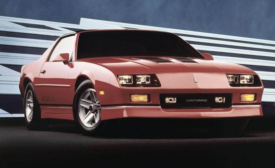 <p>The third-generation Chevrolet Camaro is a wheeled embodiment of the 1980s, the angular styling the perfect complement to that red-leather Michael Jackson jacket in the closet, the removable T-tops ideal for blow-drying that 'do on the go. But while lesser Camaros of the period fail to inspire the same sentimentality as do Fox-body Mustangs, the IROC-Z carved out a rabid following that carries forward to today.<br></p>
