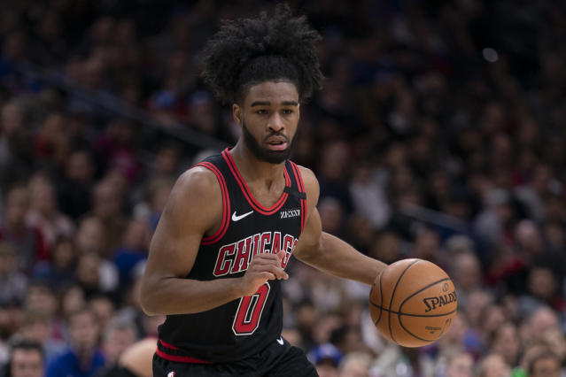 Coby White has been putting up some eye-opening performances of late. (Photo by Mitchell Leff/Getty Images)