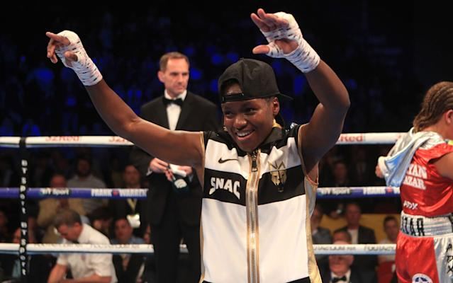 Nicola Adams: 'I'll retire from boxing within two years - hopefully with every world title'