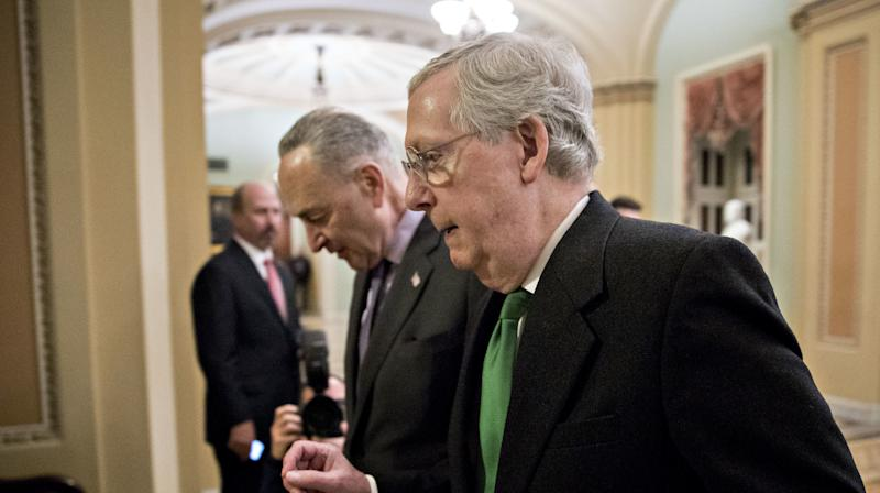 Senate Votes Down Multiple Bills To Help Dreamers After Veto Threat On Bipartisan Proposal