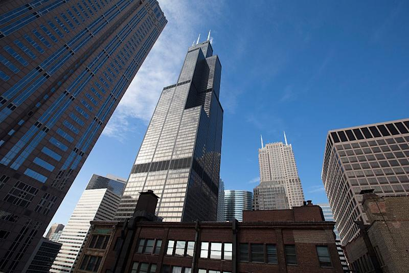 Coming Soon? The Chance to Rappel from Chicago's Willis Tower Skydeck