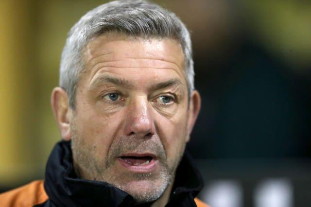 Daryl Powell was unable to end his Castleford tenure with silverware