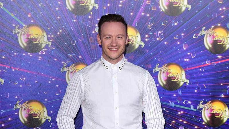 Kevin Clifton arriving at the red carpet launch of Strictly Come Dancing 2019 (Ian West/PA Images via Getty Images)