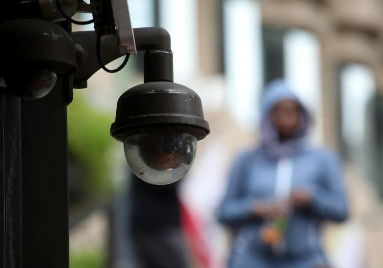 San Francisco and several other cities have banned the use of facial recognition by police amid concerns about accuracy, while some big tech firms have suspended sales of the technology to law enforcement (AFP Photo/JUSTIN SULLIVAN)