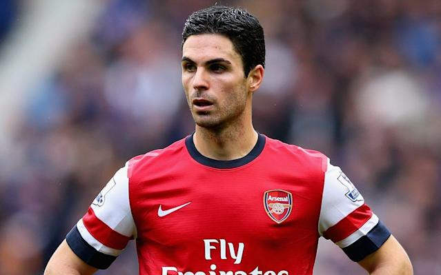 """Arsenal could accelerate the appointment of Arsene Wenger's successor as Mikel Arteta's rivals for the post continue to be ruled out. Arteta has emerged as the overwhelming favourite to succeed Wenger in the past few days and Arsenal have now interviewed all of the main candidates. Max Allegri seemingly ruled himself out at the weekend by revealing he plans to stay at Juventus, which made Julian Nagelsmann the most serious rival to Arteta. But Hoffenheim have insisted Nagelsmann is going nowhere and another man admired by the Gunners, Joachim Low, has signed a new contract to remain in charge of Germany. Along with Arteta, Patrick Vieira has been spoken to about the Arsenal post, but the Frenchman has since been left in limbo as he has not received any feedback. Vieira fears he will be overlooked and that his chance to return to Arsenal in a management position has gone. Currently in charge of New York City, Vieira is said to be mystified over whether he has ever been under serious consideration. Arsene Wenger's replacement at Arsenal Club sources believe that, barring a dramatic change of heart, Arsenal will now offer the job to Arteta before their previously advertised cut-off point. The only timescale Arsenal had been working to was to make an appointment before the World Cup, but it seems Wenger's successor could be in place much earlier. Responding to the fact Nagelsmann was shortlisted by Arsenal, Hoffenheim director of football Alexander Rosen said: """"Julian Nagelsmann will be our coach next season, 100 per cent."""" Despite the fact they are yet to confirm the identity of their new manager, Arsenal are pushing ahead with a move for defender Caglar Soyuncu from German club Freiburg. Next Arsenal manager odds tracker: how has the market has changed and who is now favourite? Telegraph Sportunderstands that none of the candidates interviewed were asked their opinion of Soyuncu, which further underlines the fact the new man will have to accept Arsenal's fresh approac"""