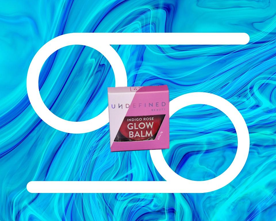 """<h1 class=""""title"""">August Cancer Horoscope - Undefined Beauty Limited Edition Glow Balm</h1> <div class=""""caption""""> <em>All products featured on Allure are independently selected by our editors. When you buy something through our retail links, we may earn an affiliate commission.</em> </div> <cite class=""""credit"""">Courtesy of brand / Allure: Rosemary Donahue</cite>"""