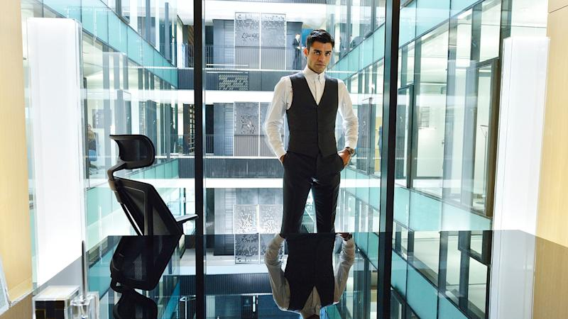 incorporated syfy dystopian future