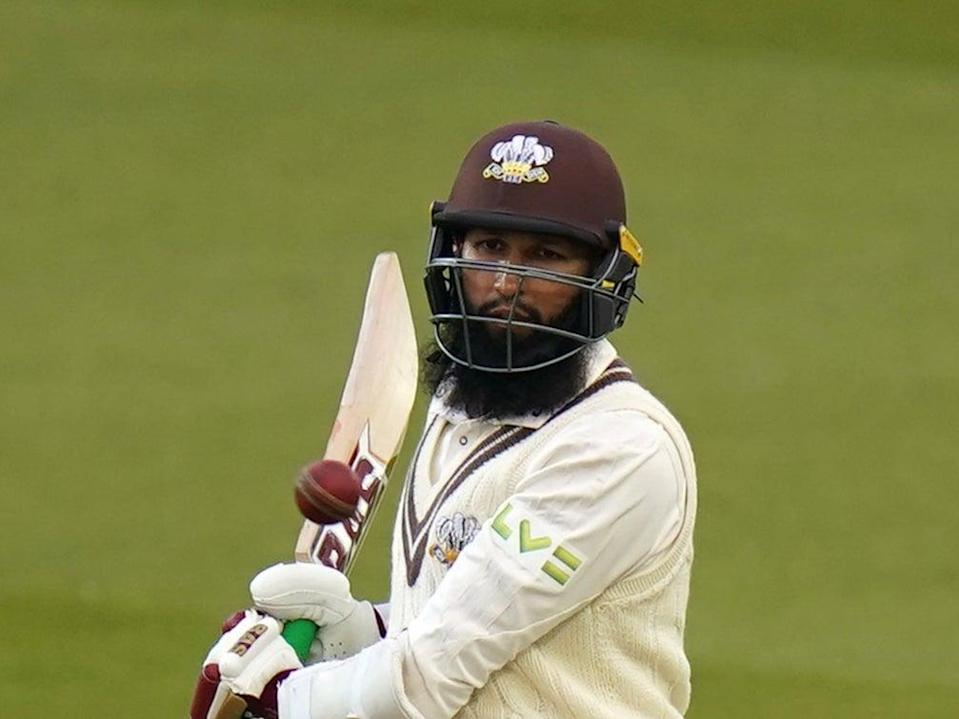 Hashim Amla thwarted Hampshire at the Ageas Bowl (Adam Davy/PA) (PA Wire)