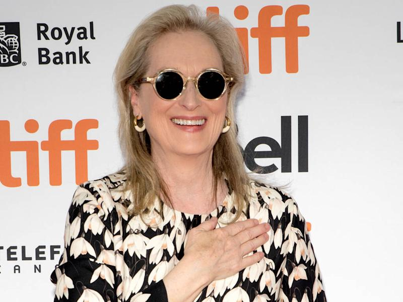 Meryl Streep to chair and attend Met Gala for first time