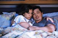"""<p>When one woman can't seem to get over a boyfriend from a long time ago, she moves from New York City to California to get him back. If you love musicals, <strong>Crazy Ex-Girlfriend</strong> is a great series for you.</p> <p><a href=""""https://www.netflix.com/title/80066227"""" class=""""link rapid-noclick-resp"""" rel=""""nofollow noopener"""" target=""""_blank"""" data-ylk=""""slk:Watch Crazy Ex-Girlfriend on Netflix now"""">Watch <strong>Crazy Ex-Girlfriend</strong> on Netflix now</a>. </p>"""