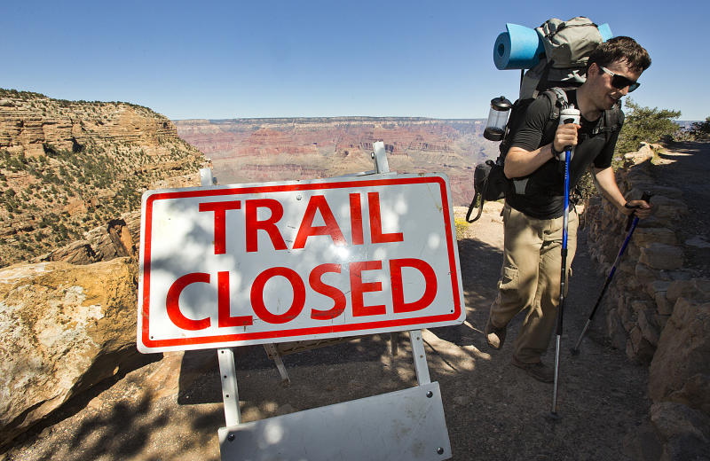 Ariz. gov rejected in offer to reopen Grand Canyon